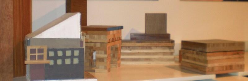 Composición Arquitectura y Madera
