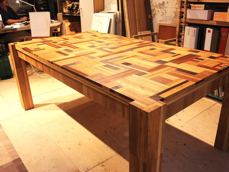 mesa industrial grande